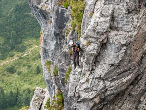 Fantastischer Klettersteigtag